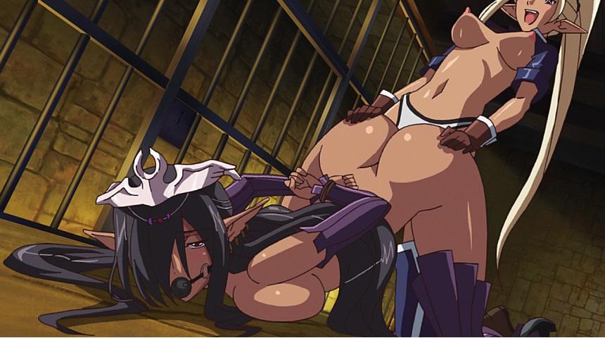 黒獣 ~気高き聖女は白濁に染まる~第2話 姫騎士凌辱