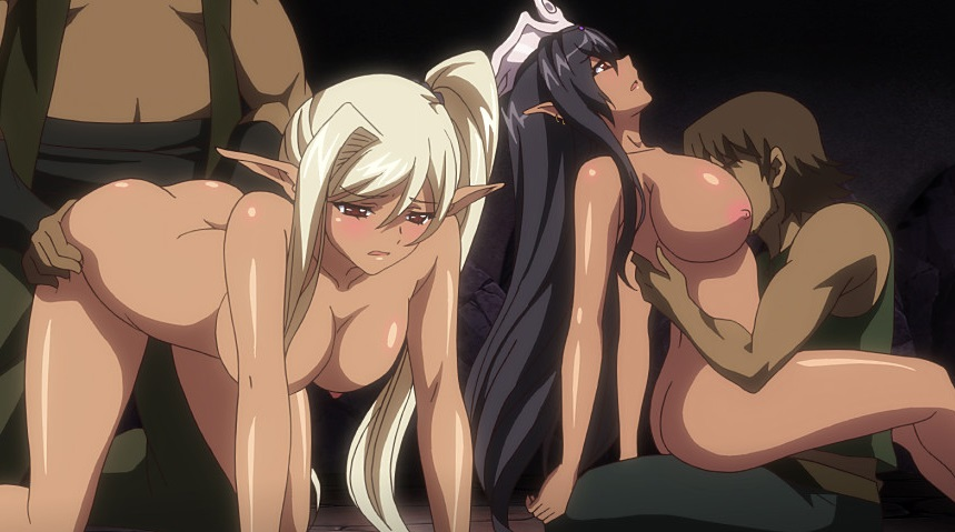 黒獣 ~気高き聖女は白濁に染まる~第3話 クロエ・オリガ