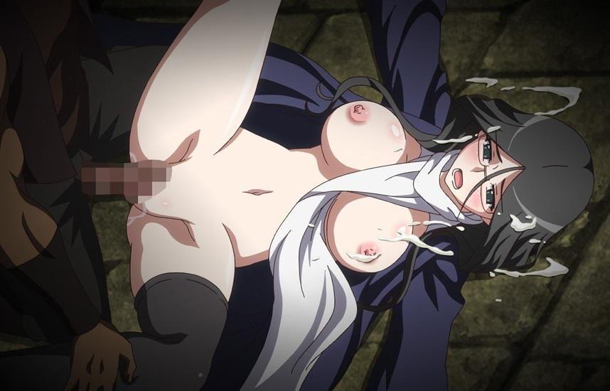 黒獣 ~気高き聖女は白濁に染まる~ 戦慄の乱交劇 修道女