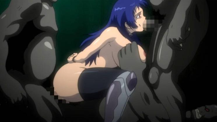 紫を3本挿し輪姦レイプ