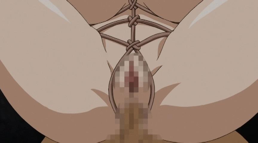 葵を緊縛拘束
