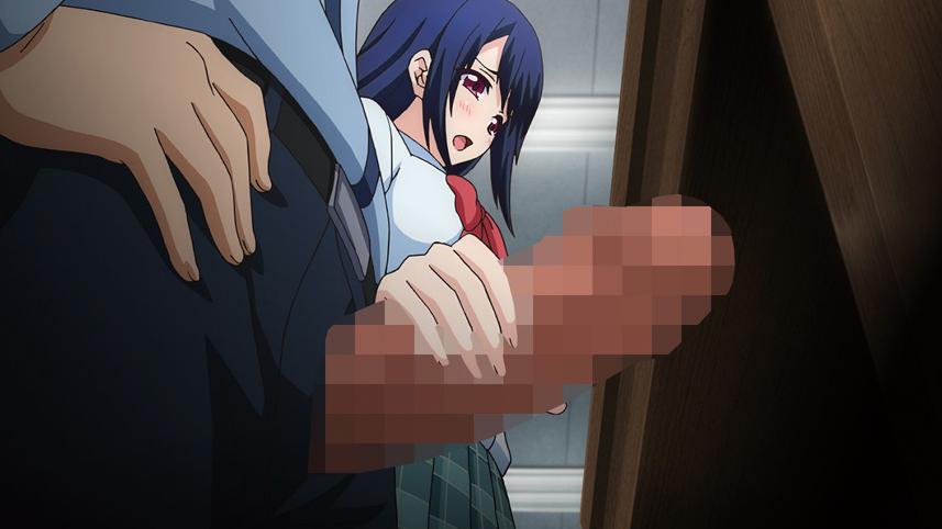 吉沢楓の手コキ
